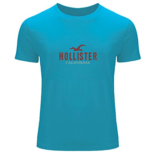 diy-hollister-maglietta-per-uomo-t-shirt-stampato-outlet-l-blue-large