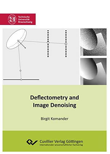 Deflectometry and Image Denoising