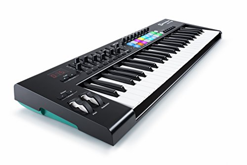 Novation Launchkey 49MK2 49-Note USB Keyboard Controller for Ableton Live