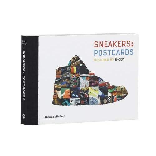Sneakers postcards