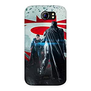 NEO WORLD Remarkable Day Vs Night Front Back Case Cover for Micromax Canvas 2 A110