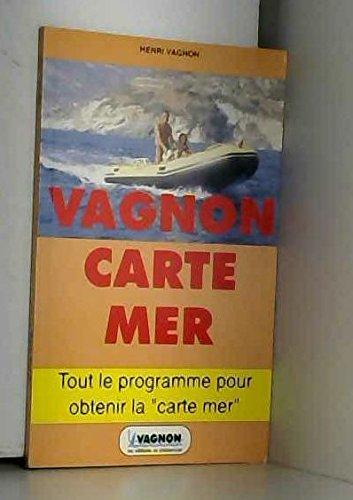 Code Vagnon : carte mer