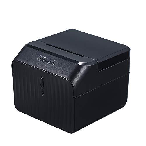 Usb-barcode-drucker (Grborn USB-Drucker Hochwertige Thermo-Bondrucker Qr-Code Barcode-Aufkleber Klebstoff 58mm EU-Stecker)