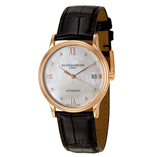 Baume and Mercier Classima Executives Women's Automatic Watch MOA10077