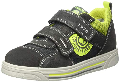 PRIMIGI Jungen Gore-TEX PHUGT 33833 Sneaker, Grau (GRIG.Sc/Grigio 3383311), 36 EU