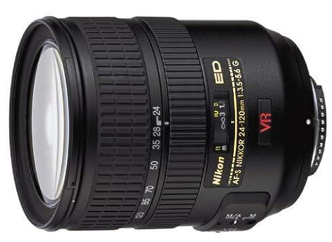 Nikon AF-S Zoom-Nikkor 24-120mm 1:3,5-5,6G IF-ED VR Objektiv (72 mm Filtergewinde, bildstab.) (Nikon D2xs)