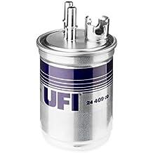 Parte original Ford. Ufi Filters 24.409.00 Filtro Diesel