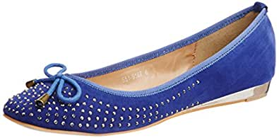 Marie Claire Women's Hooch Blue Fashion Sandals - 8 UK/India (41 EU) (5519167)