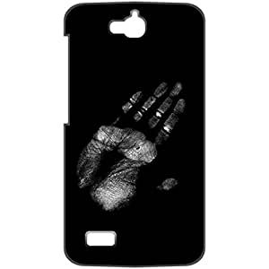 a AND b Designer Printed Mobile Back Cover / Back Case For Huawei Honor Holly (HON_HOL_3D_2838)
