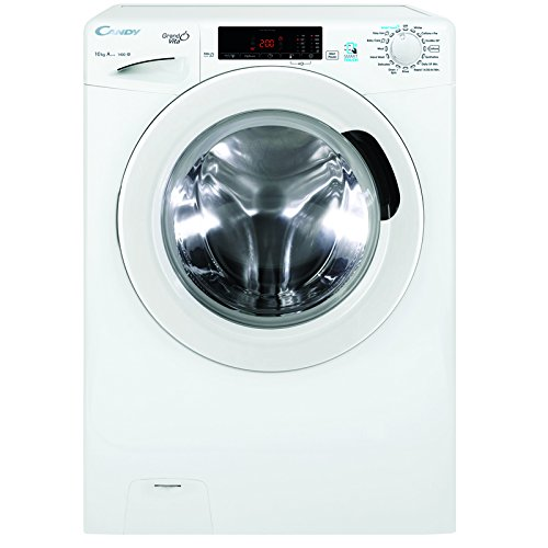 Candy GVSC1410T3 10kg 1400rpm Washing Machine - White White / Brand New with 1 Year Labour 10 Year Parts Warranty