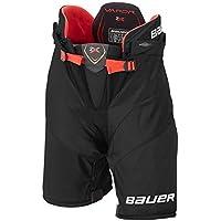 Bauer Vapor 2X Pantalón Hombre - Negro, L