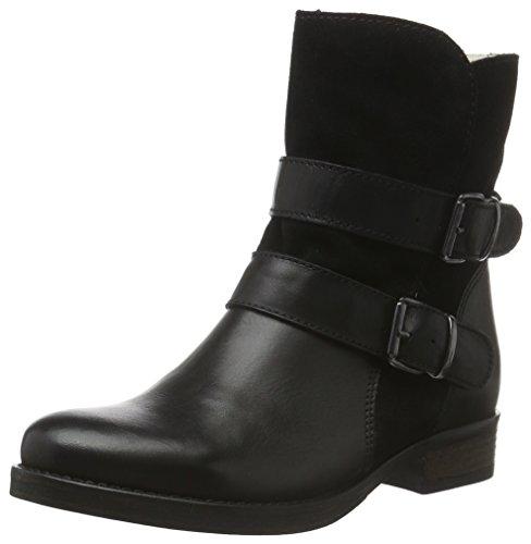 ALDO Damen Evard Kurzschaft Stiefel Schwarz (black Leather / 97)