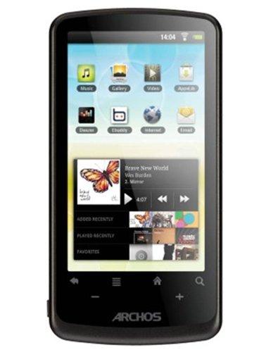 Archos 35 8,9 cm (3,5 Zoll) Internet-Tablet (ARM Cortex A8, 800MHz, 8GB Flash-Speicher, microSD-Kartenslot, Android 2.2) Archos Multimedia