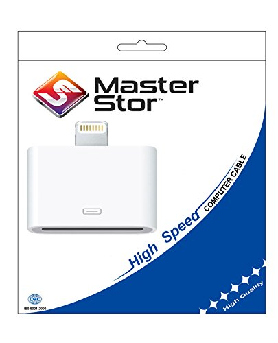 masterstor-white-iphone-4-4s-to-5s-5c-5-adapter-8-pin-to-30-pin-connector-converter-ipad-4-ipad-mini