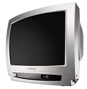 Karcher CTV 8014 35,6 cm (14 Zoll) Farbfernseher mit Videotext
