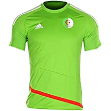 adidas 2017-2018 Algeria Away Football Soccer T-Shirt Camiseta