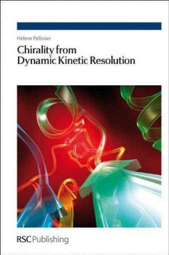 Descargar Libro (Chirality from Dynamic Kinetic Resolution) By Pellissier, Helene (Author) Hardcover on (04 , 2011) de Helene Pellissier