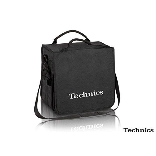 Technics BackBag Tasche Schwarz/Weiß