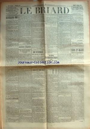 BRIARD (LE) [No 10] du 04/02/1911 - REVEILLONS-NOU...