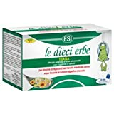 Le dieci erbe tisana per favorire la regolarità del transito intestinale 20 filtri