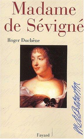 Madame de Sevigne, nouvelle édition