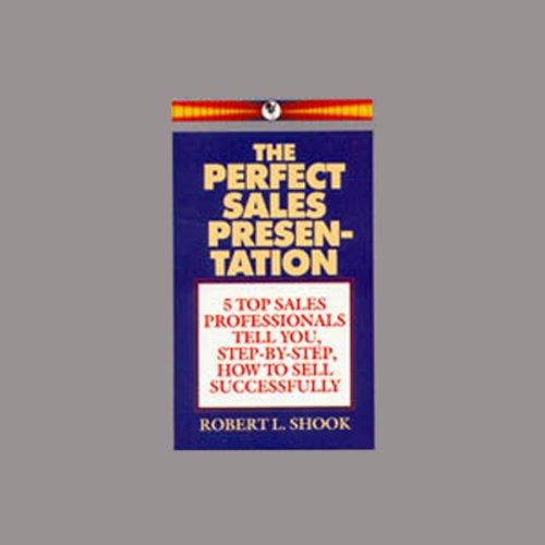 The Perfect Sales Presentation  Audiolibri