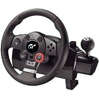 Logitech Driving Force GT Steering Wheel [Edizione: Regno Unito]