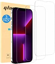 Shamo's Screen Protectors for iPhone 13 | 13 Pro, Tempered Glass Film for Apple iPhone 13 and 13 Pro, 3-Pa