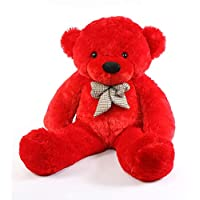 Huge Teddy Bear 100cm (Red)