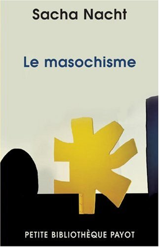 Le masochisme