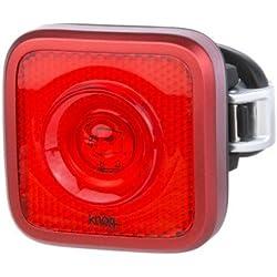 Knog Blinder MOB - Luces para bicicleta - StVZO LED roja rojo 2018