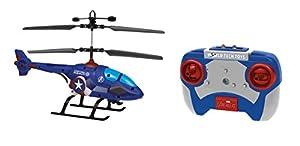 World Tech Toys 34890Marvel Captain America Shaped 2ch IR helicóptero