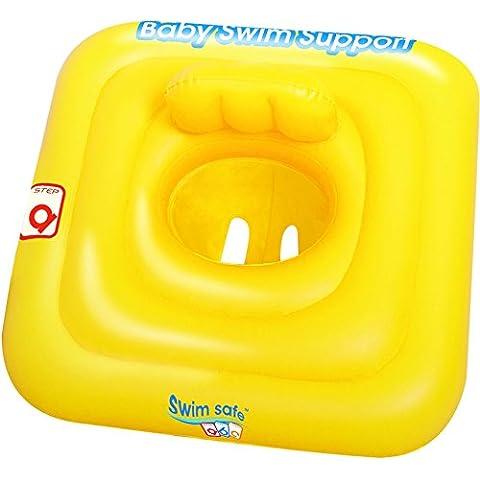 Bestway 32050 - Flotador Para Bebé, talla 11 kg, 69 x 69 cm