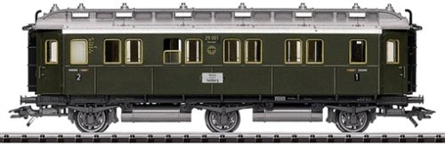 T23324 - Trix H0 Schnellzugwagen 1./2. Klasse AB3ü bay