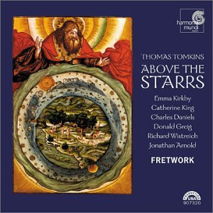 Fretwork - Tomkins - Above the Starrs