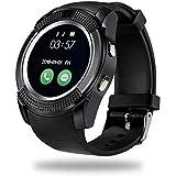 Smart Watch - ???With Camera - Black , 2724667508775