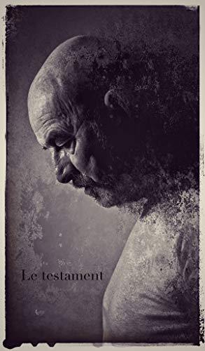 Couverture du livre Le testament (Le culte des goules t. 1)