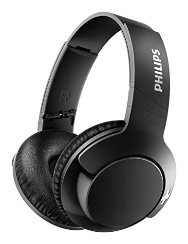 Headphones SHB-3175BK/00 Black BASS+ Phillips Best Price and Cheapest