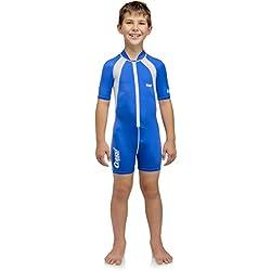 Cressi Sub S.p.A. Combinaison de plongée Bleu Taille XL/age 6/8