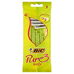 Bic Pure 3 Lady Cuchillas...