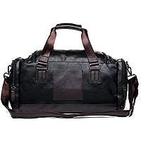 حقيبة للجنسين-اسود - حقائب توتس للسفر