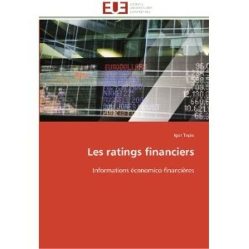 Les ratings financiers: Informations économico-fi...