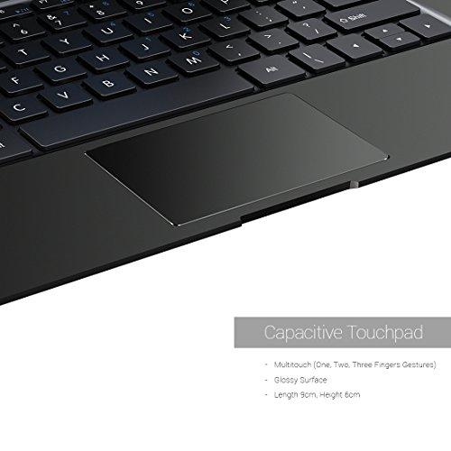 RDP Thinbook 1110 Laptop (Windows 10, 2GB RAM, 32GB HDD) Black Price in India