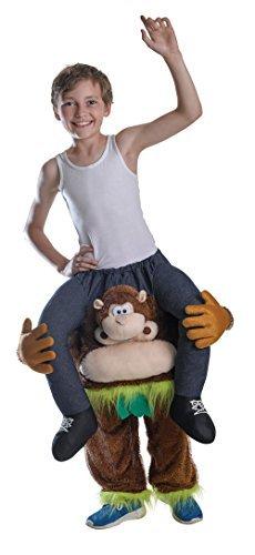 Jungen Schweinchen Rücken Affe Kostüm Kinder Kostüm für Maskottchen (Maskottchen Kostüme Kinder)