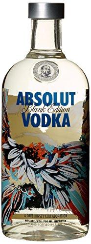 Absolut Vodka Blank Edition Dave Kinsey (1 x 0.7 l)