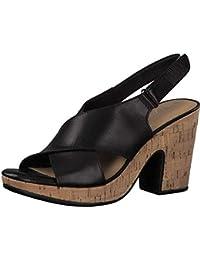 6ab38e93228f09 Suchergebnis auf Amazon.de für  plateau sandaletten blockabsatz ...