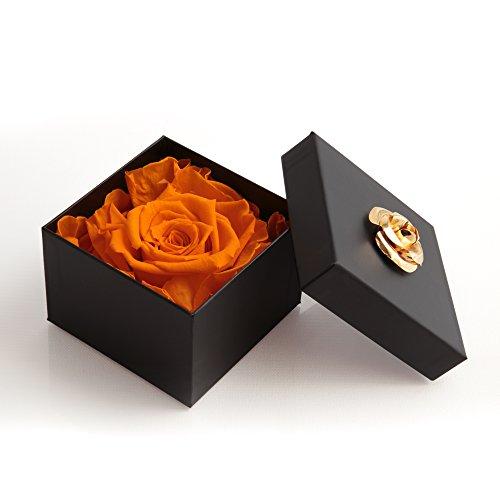 Ewige Rose lang haltbar 3 Jahre Blumengesteck Danksagung Geschenk für Damen - langlebige Blumen von ROSEMARIE SCHULZ GmbH Heidelberg