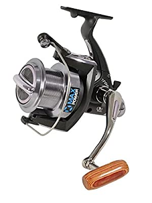 TF Gear Max Power Big Pit Carp Fishing Reel Ex Demo from TF Gear