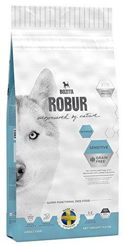 Bozita Hundefutter Sensitive Grain Free Reindeer, 1er Pack (1 x 11.5 kg)
