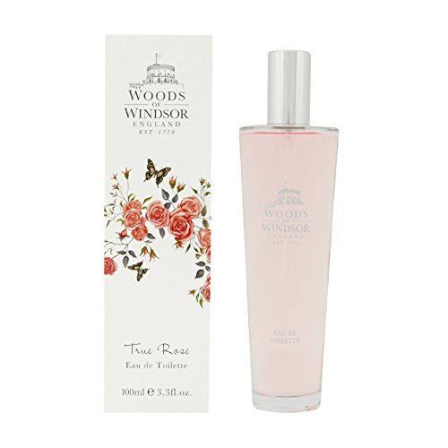 Woods of Windsor, True Rose, Eau de Toilette da donna, 100 ml